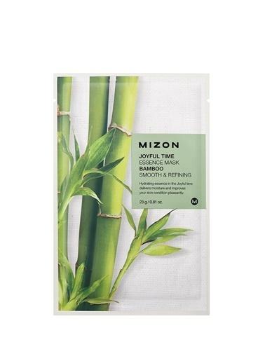 Mizon Mizon Joyful Time Essence Mask Bamboo Bambu Maskesi Renksiz